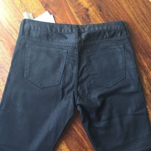 Banana Republic Jeans - Banana Republic skinny jeans black petite 28p nwt